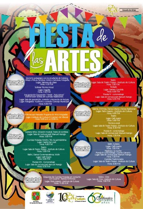 fiesta artes web