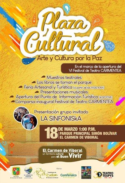 plaza cultural