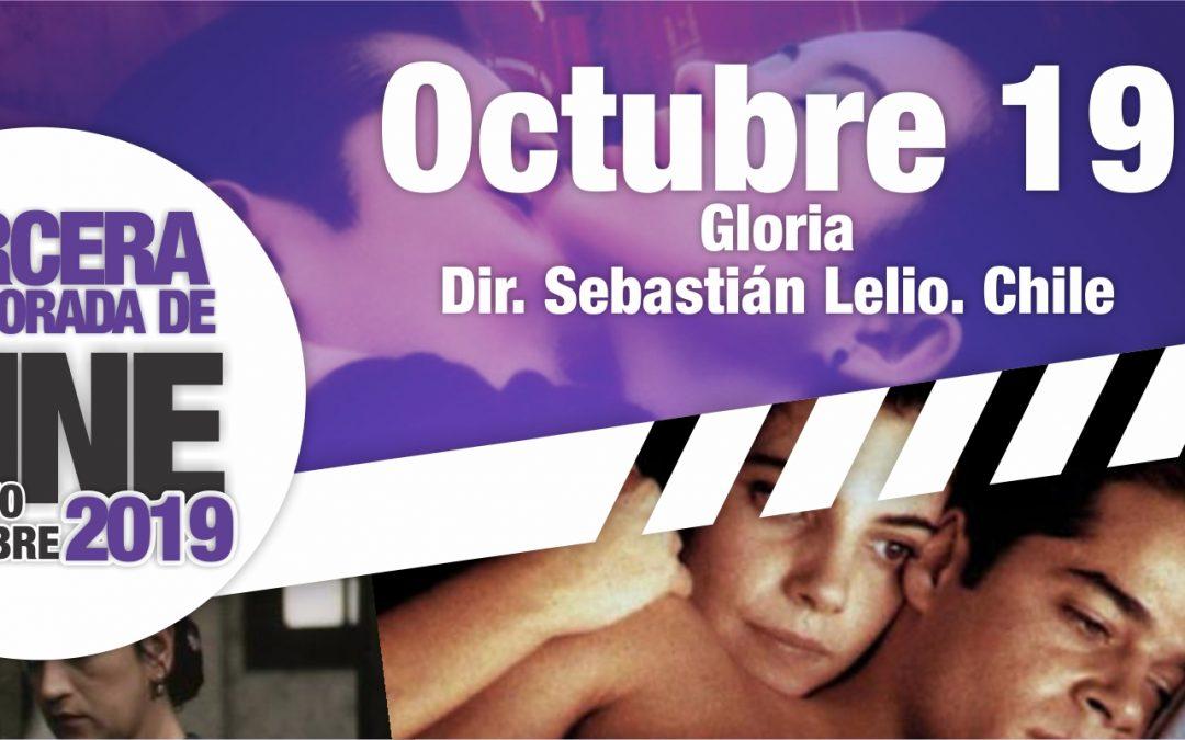 ¡No te pierdas la película de hoy sábado 19 de octubre!