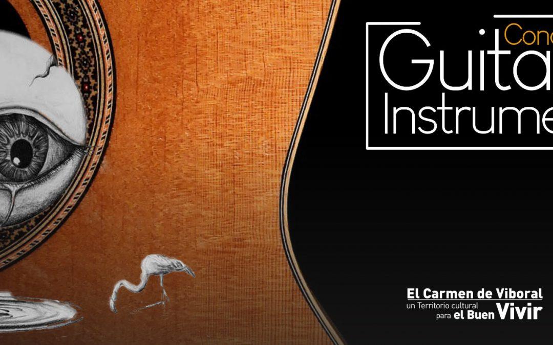 Concierto de guitarra instrumental