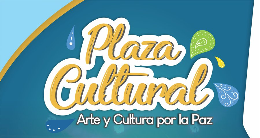 """Plaza Cultural """"Arte y Cultura por la paz"""" en el mes de noviembre"""