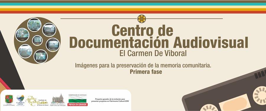 Centro de Documentación Audiovisual de El Carmen de Viboral