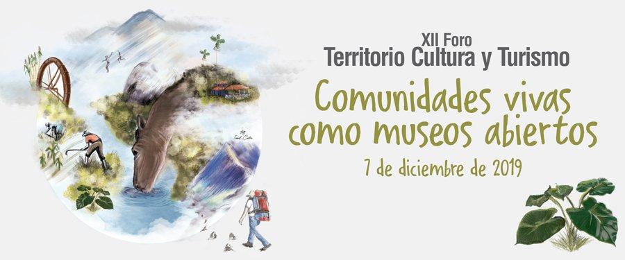 XII Foro Territorio Cultura y Turismo
