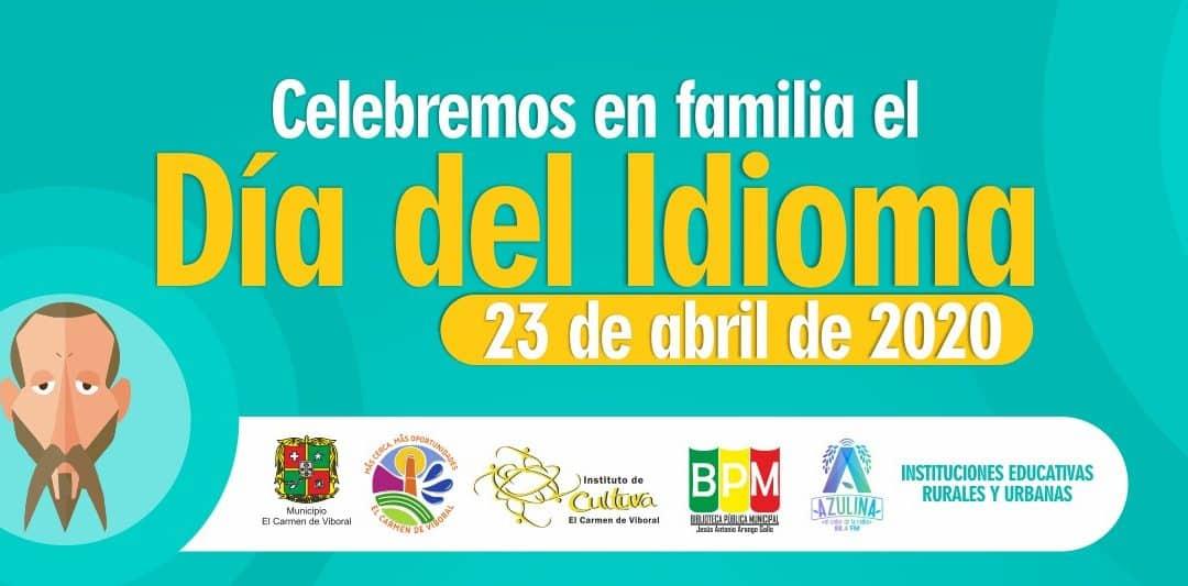 Celebremos en familia el Día del Idioma