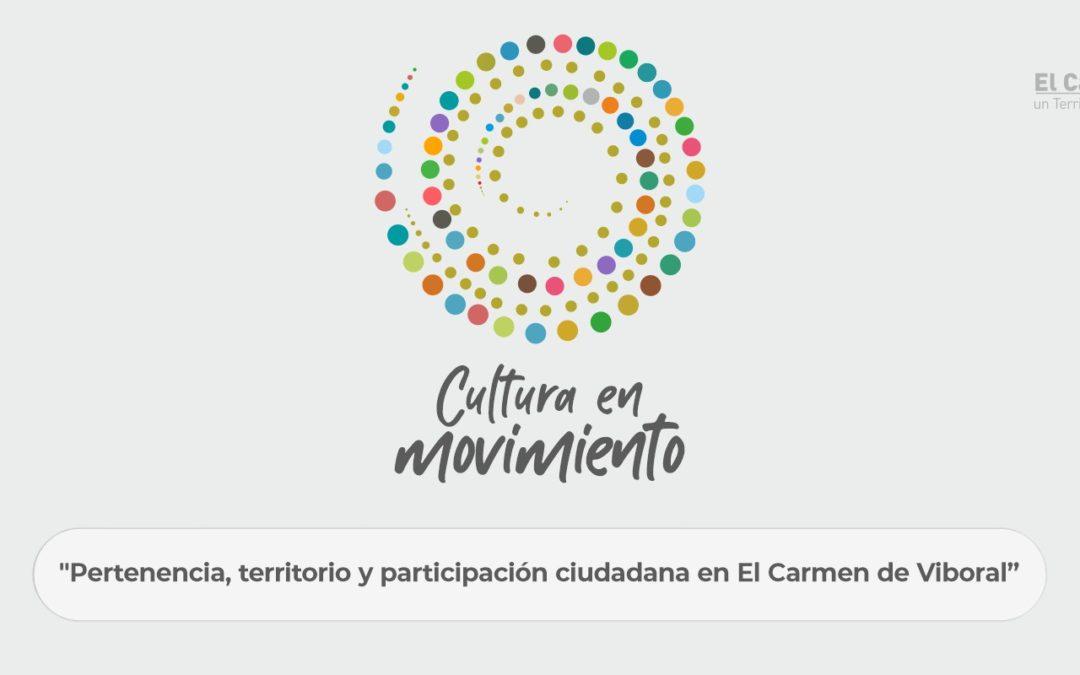 Pertenencia, territorio y participación ciudadana en El Carmen de Viboral