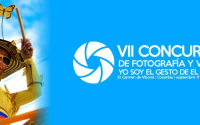 """VII Concurso de fotografía y video """"Yo soy el gesto de El Gesto"""""""