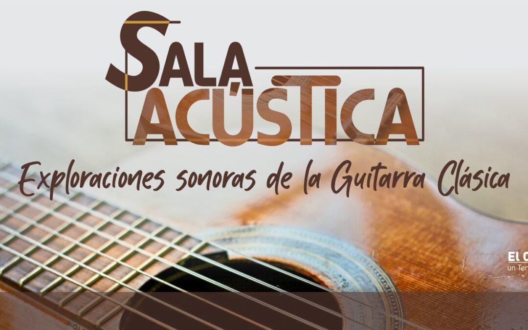 Exploraciones sonoras de la Guitarra Clásica