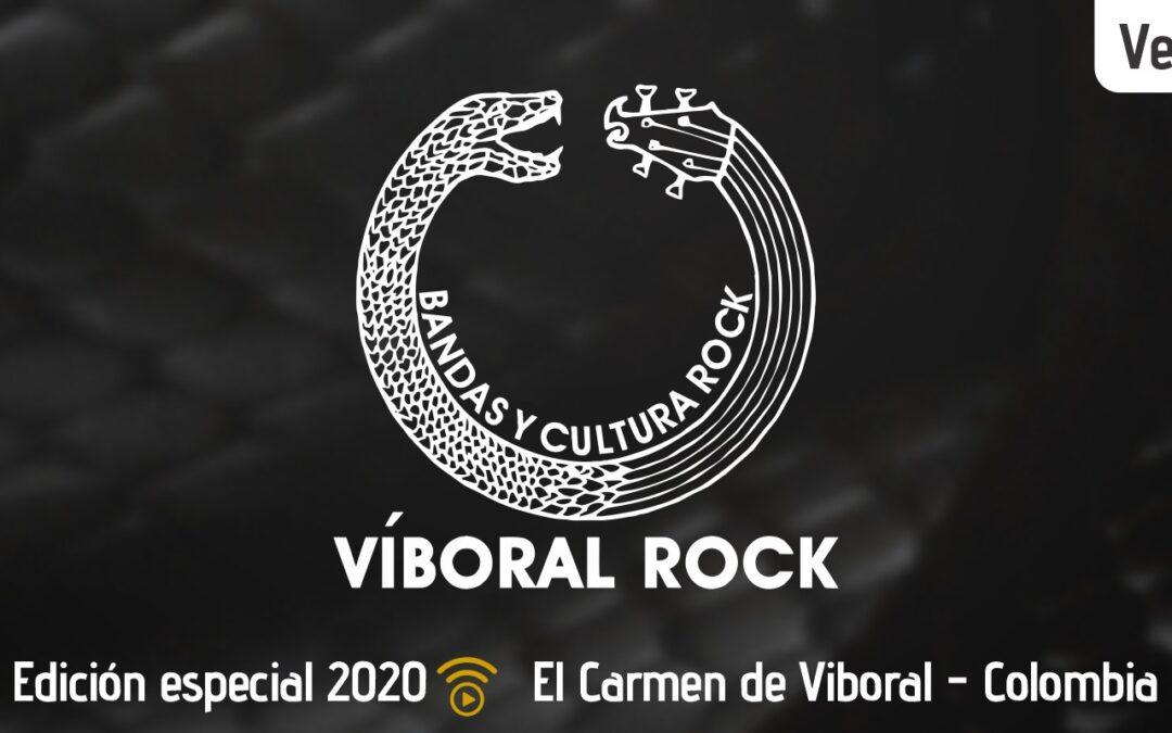 XI Víboral Rock – Bandas y Cultura Rock 2020 (edición especial)