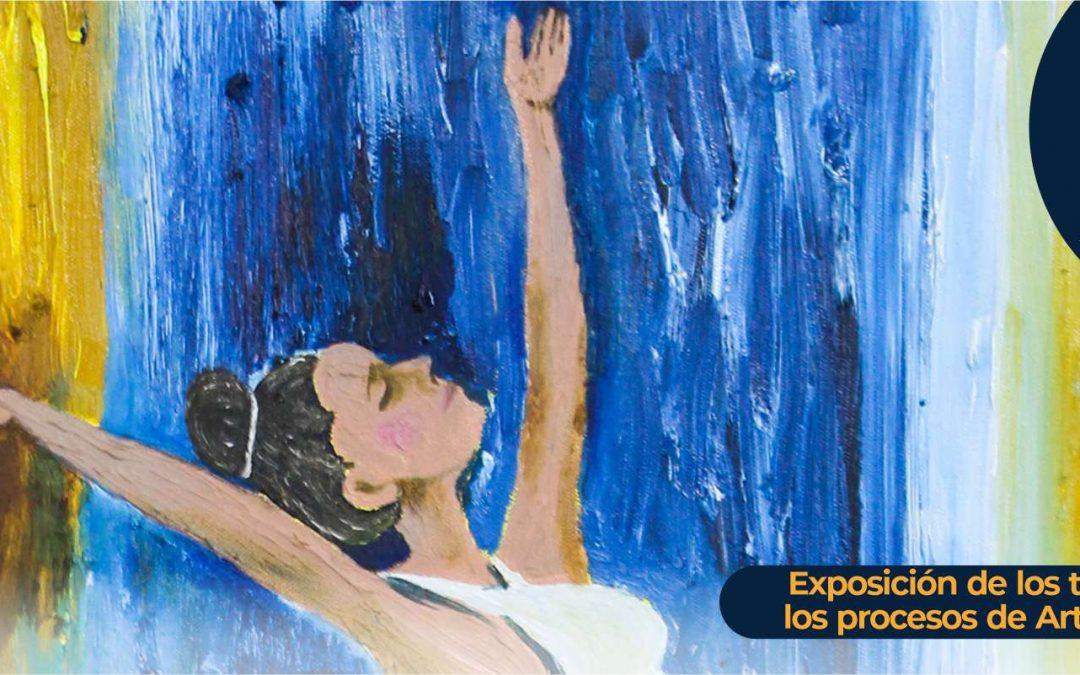 Exposición Artes Visuales de la Fiesta de las Artes 2021 – 01