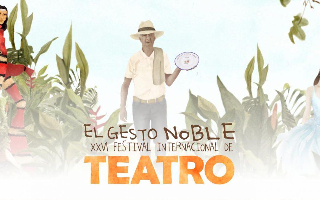 El Carmen de Viboral: sus historias, personajes y épocas – XXVI Festival Internacional de Teatro El Gesto Noble 2021