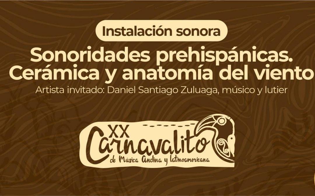 Sonoridades prehispánicas. Cerámica y anatomía del viento